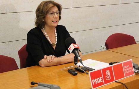 La socialista Carmen Valmorisco anuncia su retirada de la política en 2019