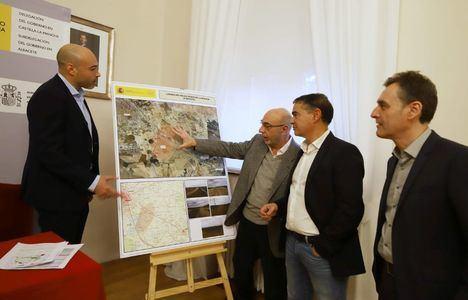 La Confederación Hidrográfica del Júcar realizará el estudio previo para paliar los efectos de las inundaciones en Albacete capital