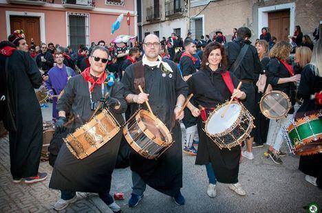 Las tamboradas, de Hellín, Tobarra y Agramón declaradas Patrimonio Cultural Inmaterial de la Humanidad