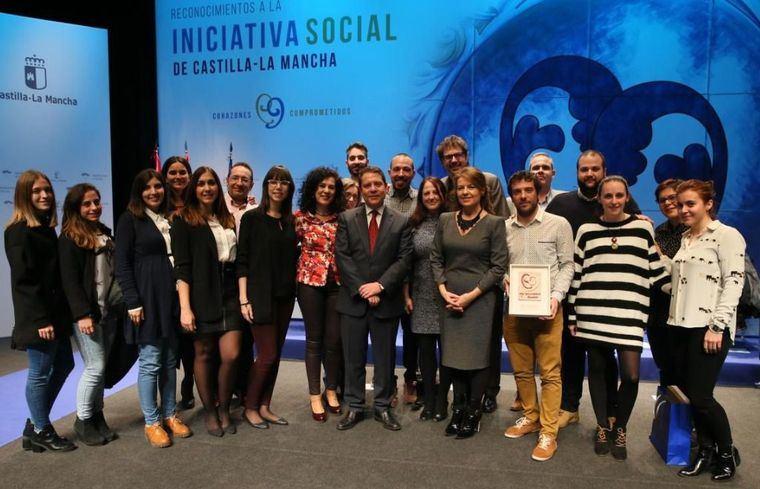El Gobierno de Castilla-La Mancha entregará los Reconocimientos a la Iniciativa Social este viernes en Albacete