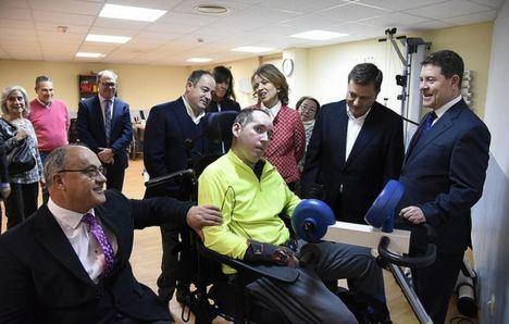 Page agradece a Consistorio albaceteño la cesión de una parcela para que Junta edifique una residencia para dependientes