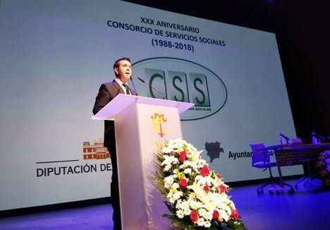 El Consorcio de Servicios Sociales de Albacete cumple tres décadas de trabajo atendiendo diariamente a 2.300 personas