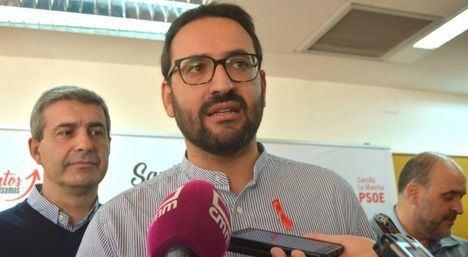 Sergio Gutiérrez del PSOE: Para Núñez el pacto