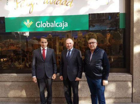 Inaugurado el Belén de Globalcaja en Albacete