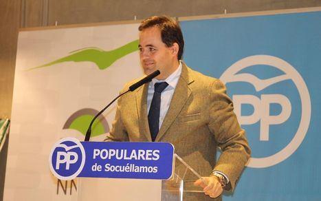 García Egea arropará este jueves a Paco Núñez en su primer desayuno informativo como presidente del PP