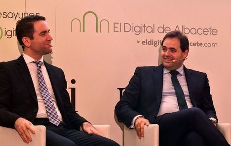 Núñez, sobre si pactaría con Vox: 'Hablaremos con cualquiera que esté con la Constitución y quiera la unidad de España'