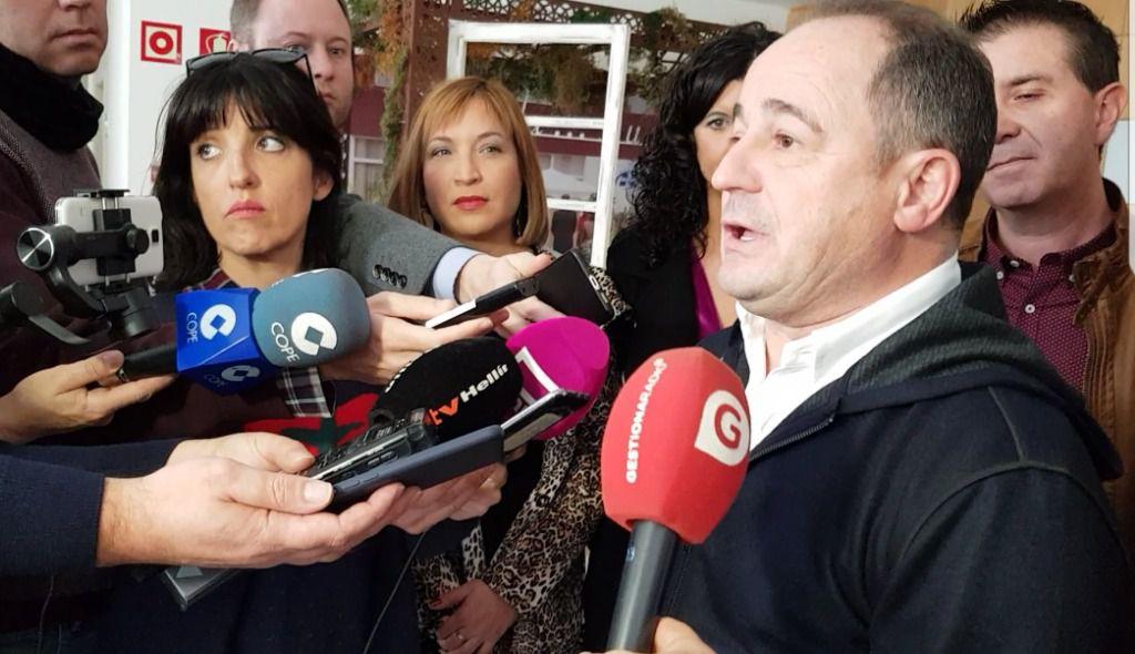 El PSOE de Albacete confirma a Emilio Sáez como candidato a la Alcaldía de Albacete