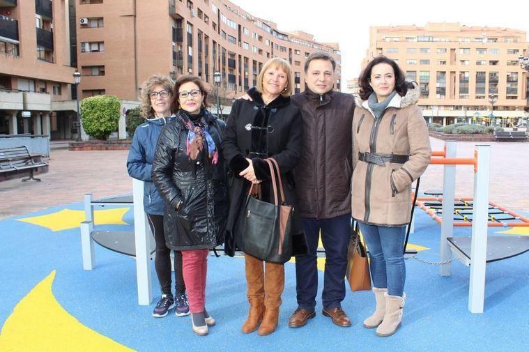 Albacete cuenta con cinco nuevas áreas de juegos infantiles y una zona biosaludable desde esta semana