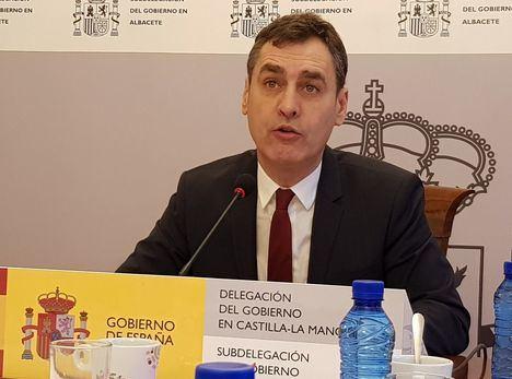 Francisco Tierraseca afirma que 112.000 albaceteños han sido beneficiados por políticas del Gobierno
