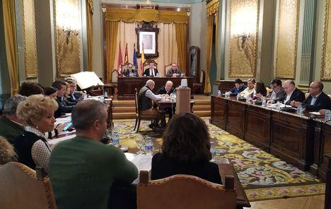 La Diputación de Albacete acuerda prorrograr sus presupuestos de 2018 para seguir atendiendo sus compromisos