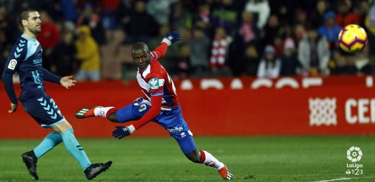 1-1. El Albacete suma un punto muy sufrido en Granada