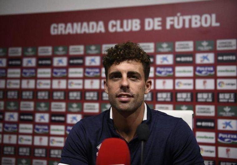 El jugador del Granada, Rodri niega haber proferido insultos racistas a Bela y sopesa ir 'a los tribunales'