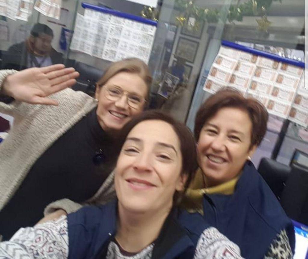 La Administración de Lotería 8 de Albacete empieza 'muy bien el año' vendiendo el segundo premio de El Niño