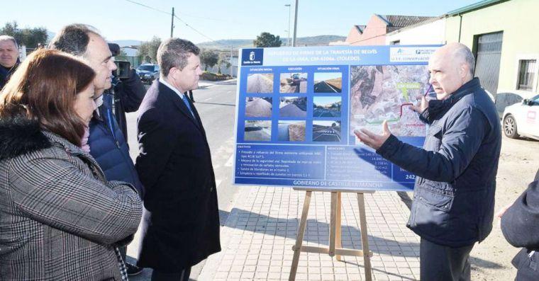 Page pedirá al gobierno de Sánchez que se construya de una vez la autovía A-32 de Albacete a Linares
