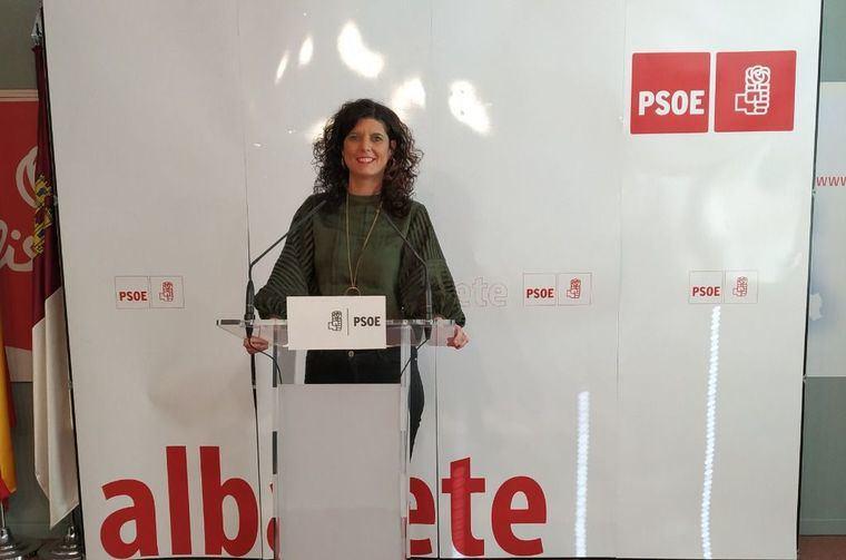 """Josefina Navarrete: """"El Gobierno de Sánchez se hace eco de las reivindicaciones de la provincia de Albacete"""""""