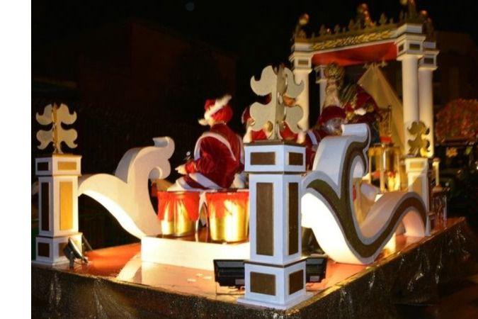El concejal de Festejos defiende la calidad de la Cabalgata de Reyes y niega que haya costado 60.000 euros como dice el PSOE