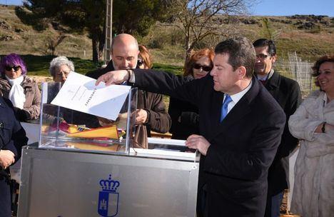 García-Page marca como objetivo para la próxima legislatura la creación de 100.000 puestos de trabajo y anuncia un nuevo Plan de Empleo para otoño