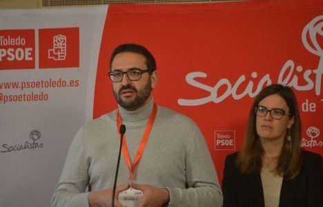 """Sergio Gutiérrez: """"Estamos muy satisfechos con la gestión del presidente Page porque ha cumplido sus compromisos y ha puesto por delante los intereses de C-LM"""""""