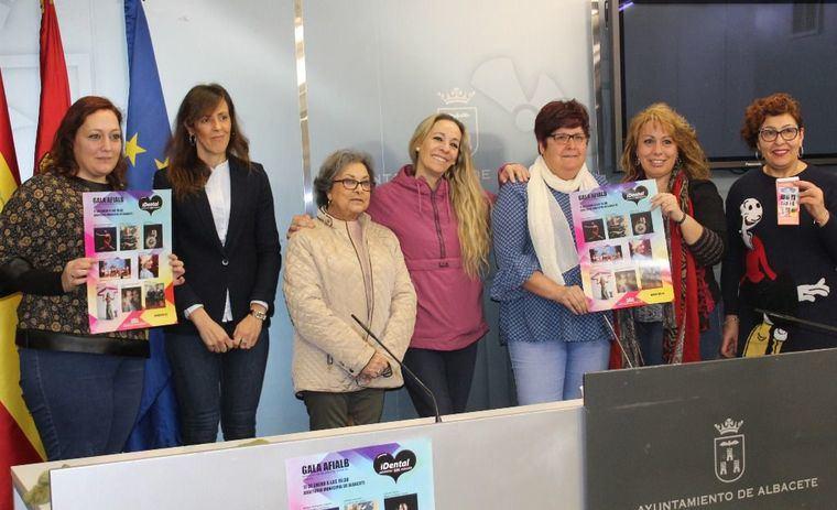 El Auditorio Municipal de Albacete acoge este jueves una gala a beneficio de los afectados de iDental