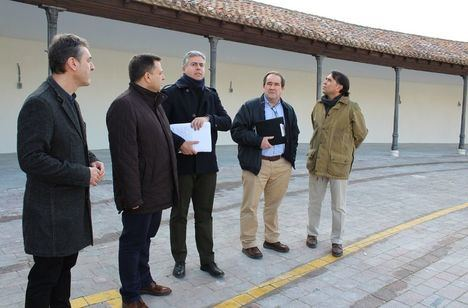El Recinto Ferial de Albacete es 'más atractivo y accesible' tras las obras de rehabilitación, según el alcalde