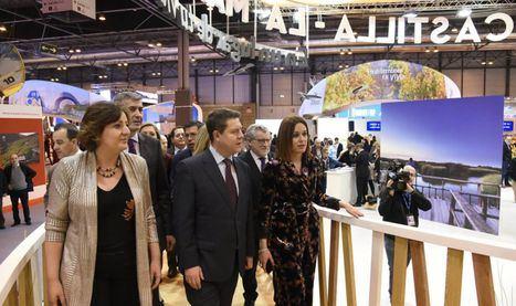 El estand de Castilla-La Mancha en Fitur acogerá más de 90 presentaciones de las cinco provincias