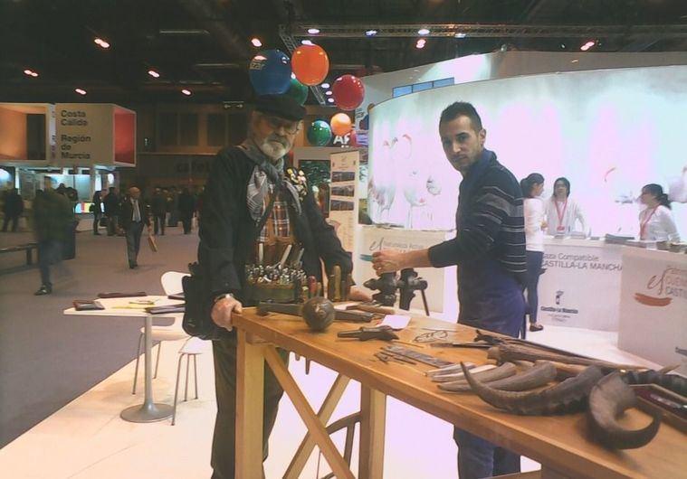 Cuchillería, cocina en vivo y vino, algunos de los atractivos turísticos de Albacete que se verán en Fitur