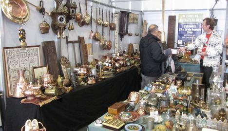 Los albaceteños podrán disfrutar de la XIX Feria de Antigüedades `Antigua´ los próximos 1, 2 y 3 de febrero en la Institución Ferial de Albacete