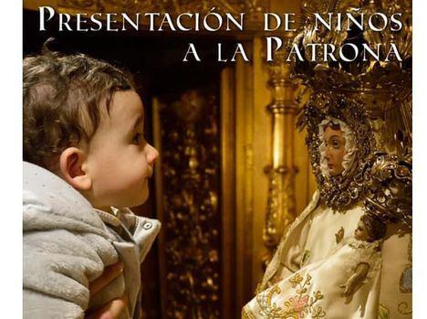 La Virgen de Los Llanos abre su camarín para los niños este domingo