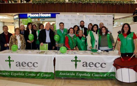 El alcalde asiste al acto conmemorativo organizado en Albacete por la AECC con motivo del Día Mundial contra el Cáncer