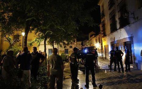Muere una mujer de 56 años en Albacete a consecuencia de un incendio originado en el salón de su casa