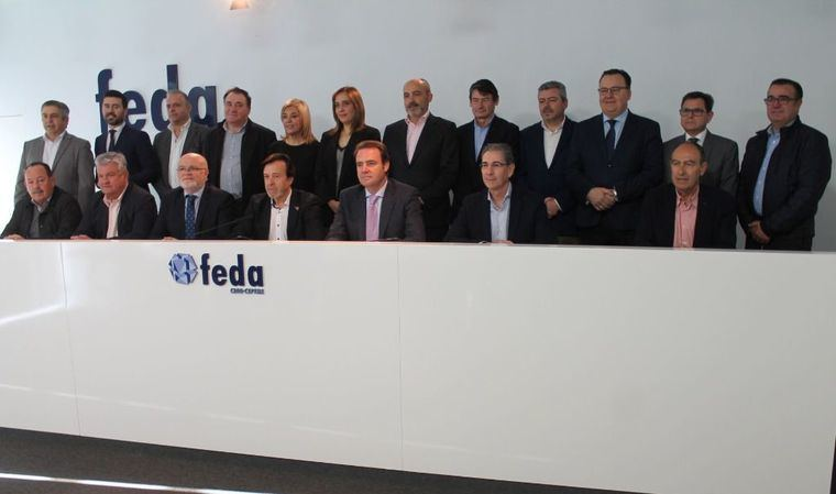 Juan Martínez presidirá la Cámara de Comercio de Albacete a propuesta de Feda