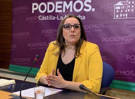 Podemos se rompe, María Díaz desautoriza a su compañero David Llorente y le pide explicaciones tras abandonar de forma 'unilateral' la Comisión de Empleo