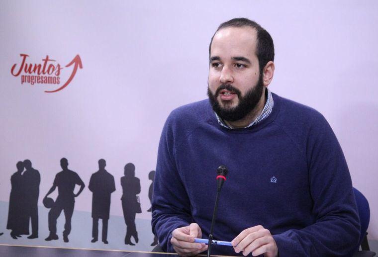 """El PSOE insta a Núñez a pedir perdón """"por haberse inventado noticias falsas contra el presidente García-Page"""""""