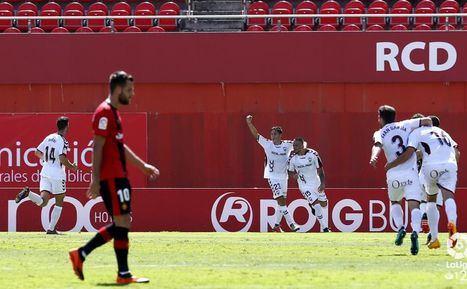 El Albacete estrena liderato con un Mallorca que aspira a la zona de play-off