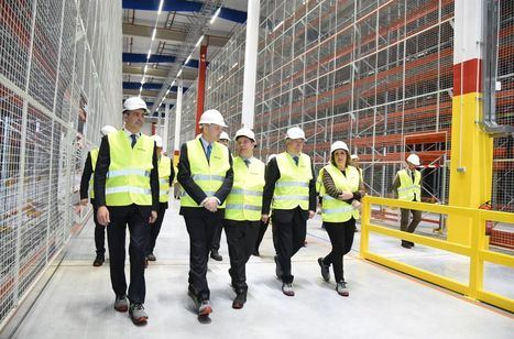 La nave de Amazon en la región abre en abril y entrará en pleno funcionamiento en tres años generando 900 empleos