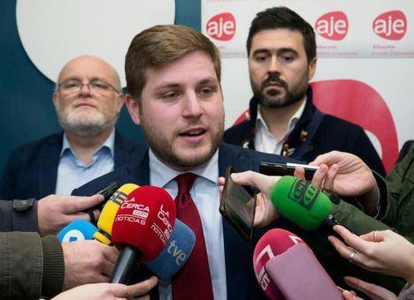 Nacho Hernando: 'El Gobierno regional ha logrado atraer una inversión de cerca de 100 millones de euros a la provincia de Albacete con el Plan Adelante'