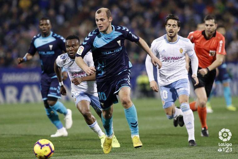 0-0. Zaragoza-Albacete, tablas sin goles en un duelo vibrante
