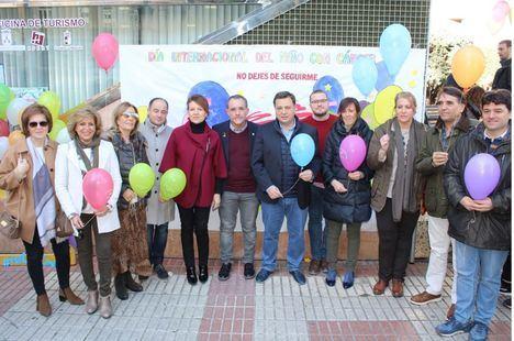 AFANION Castilla-La Mancha homenajea a los niños y niñas fallecidos por cáncer infantil con una placa en su memoria