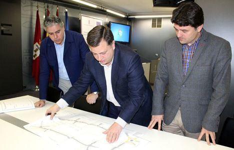La nueva fase de peatonalización de Albacete supondrá la remodelación del entorno de Villacerrada y costará 1,4 millones