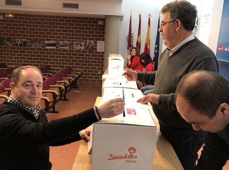 El PSOE de Albacete celebra una consulta con la militancia para la confección de sus listas, aunque no es vinculante