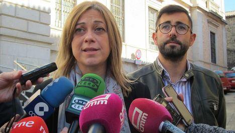 Carmen Picazo se presenta a las primarias de Ciudadanos en la región para ser candidata a la presidencia de la Junta