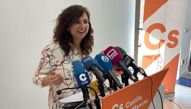 Orlena de Miguel da un paso al lado y no se presentará a las primarias de Ciudadanos en Castilla-La Mancha
