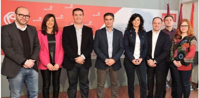 Hernando, Belinchón, Amparo Torres, González Ramos, Josefina Navarrete, Cabañero y Emilio Sáez, entre los socialistas que ocuparan los primeros puestos del PSOE