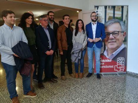 Santiago Cabañero (PSOE): 'Hellín va a tirar del carro del PSOE para que Page siga siendo presidente de C-LM y Sánchez del país'