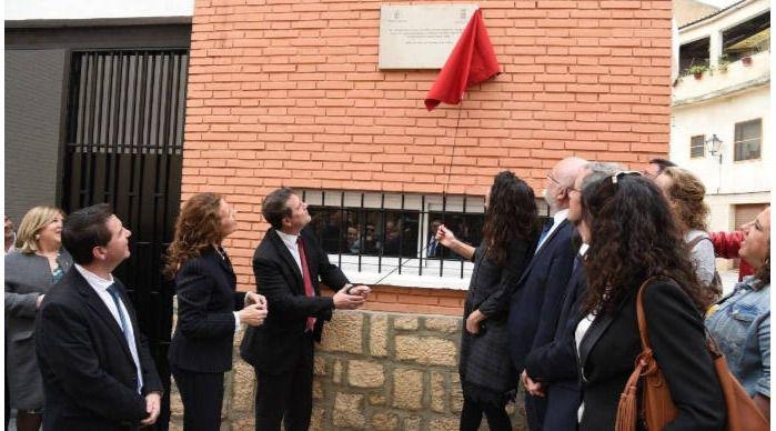 García-Page inaugura el Centro de Atención Temprana de Elche de la Sierra (Albacete)
