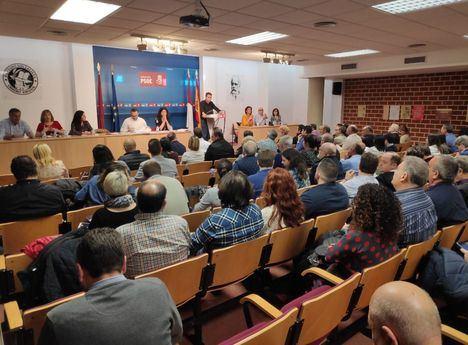 Manuel González Ramos y Francisco Valera encabezarán las candidaturas al Congreso y Senado por del PSOE por Albacete