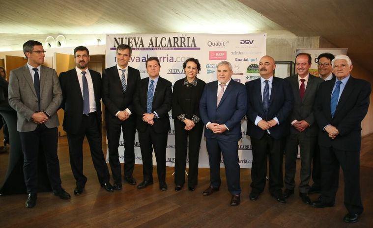 García-Page apuesta por la moderación como 'valor central' de la democracia