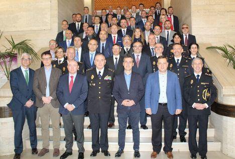 Serrano asegura que Albacete ha vuelto a ser el 'epicentro' de la tauromaquia gracias al Cuerpo Nacional de Policía
