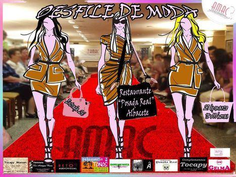 La Asociación de Mujeres Afectadas de Cáncer de Mama y Ginecológico (AMAC) organiza la VIII edición de su desfile de moda benéfico
