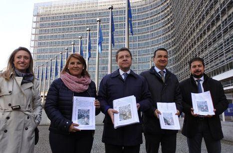 Page pide a la UE que 'vigile' el cumplimiento 'milimetrado' de las normas europeas tras la sentencia del Tajo